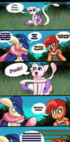 PokeComic - First words by YoshiMister