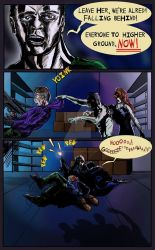 Murphy's Law: K.O.R. Values Page 3 by PiperQuinzel