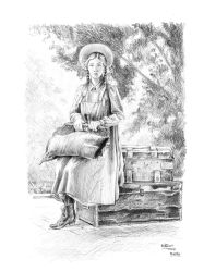 anne of green gables by BilquisEvely