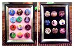 Sailor Moon Button Set by thedustyphoenix