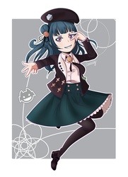 Datenshi Yohane by hasuki3010