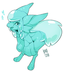 [GIFT] I'm a Real Gem! by Kitkabean