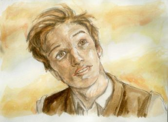 Newt Scamander by LEPcommander