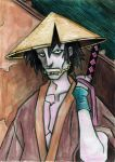 Ninja Scroll by A-Fornerot