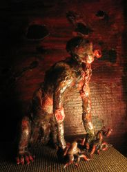 FINAL Silent Hill Beast 1 by Hammer-Smashed-Face