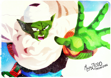 Piccolo by soteriosalles