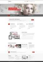 Thalassa Multipurpose PSD Theme by pixel-industry