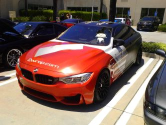 BMW M4 Racing Modified by granturismomh