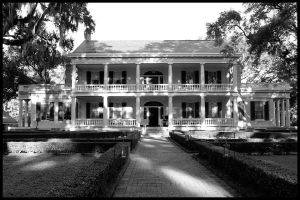 Rosedown Plantation by SalemCat