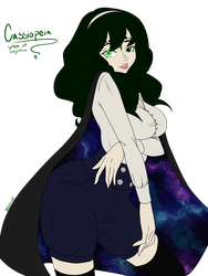 Cassiopeia by ThePlagueBunny