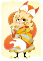 Magic Forest Foxie by MariChan27