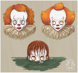 Floating Heads by Twime777
