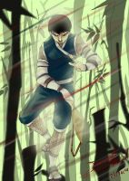 Bamboo Forest by Kejhia