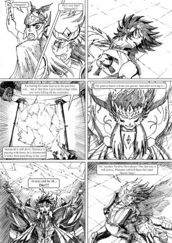Saint Seiya #037 - The duty of a Knight by Gugaaa