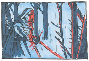 Kylo by The0nePotato