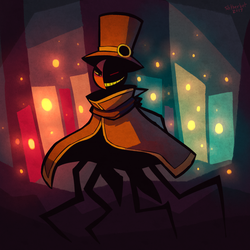 grin boy extended by Slitherbot