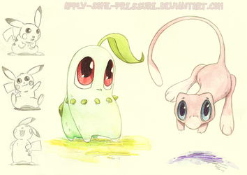 Pokemon! by Apply-Some-Pressure