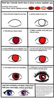 'Real' Eye Tutorials by Queen-Of-Cute