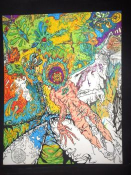 The Events of an LSD Trip by StrokesAge
