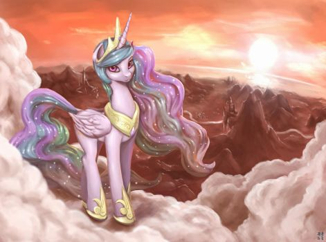 Princess of the sun by mrs1989