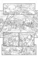 Page 9 Issue 13 Pencils by TessFowler