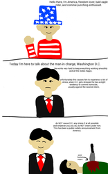 The United States and America - 3 by SuperComicGeek