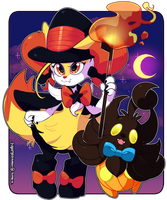 Pokemon: Fluffy Halloween