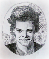 Harry Styles by YummyBiscuit