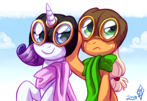 Rarijack-Daily 9.14.14: Ready for Takeoff! by WhiteDiamondsLtd