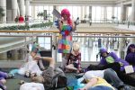 Cupcake Pinkie Pie murdering us all D: Megacon2012 by Silly-Spike
