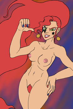Call me... THE NAKED JESTER by Shane-Emeraldwing