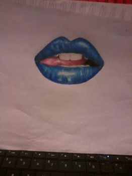 Lips by 6maryjane