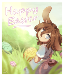 Happy Easter ~ by Val-07
