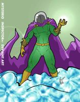 Mysterio by Inspector97