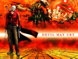 Devil May Cry 2 Father Father by Billysan291