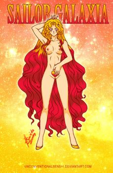 Galaxia Nude by unconventionalsenshi