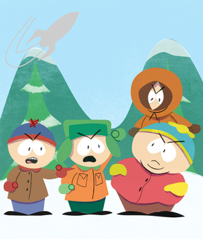 Year 05  - South Park Series by SuperLeviathan