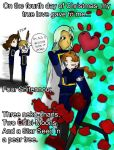 12 Days of a Sailor Moon Christmas Day 4 by MSTieMiss