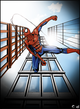 Spider-Man CMbroh by mattH27