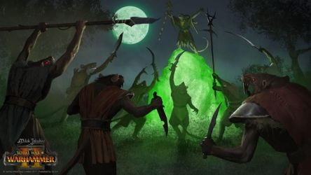 Skaven celebration by EthicallyChallenged