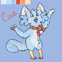 Cove - Catsprout myo (approved) by soupcheerio