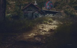 Hansel and Gretel by Atroksia-Photography
