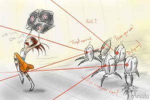 If turrets could move... by Arvata