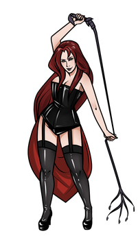Gift: Lilith by Anthenora