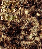 Grunge Brushes: Set 01 by JaapvdV