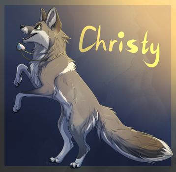 No. 1: Christy [Gift] by Mihoku-san