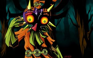 Skullkid Final by DEVIAN-MALKHAVIAN