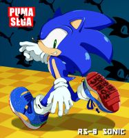 PUMA x SONIC by shoppaaaa