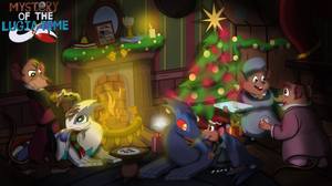 Christmas Eve by DragonM97HD