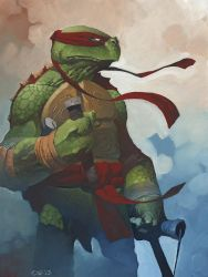 Ninja Turtle by ChristopherStevens